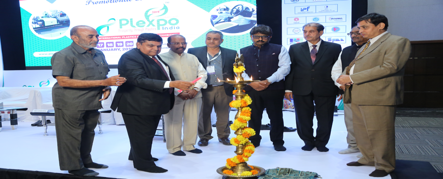 PLEXPOINDIA 2019 – Promotional event held at Hyderabad