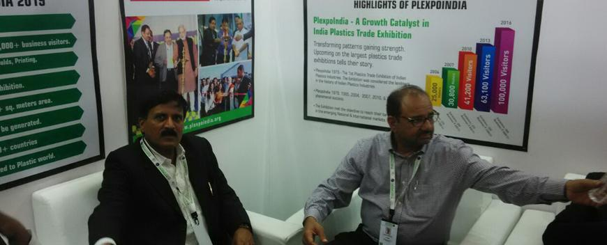 Participation in Plastivision Exhibition