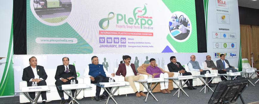 PLEXPOINDIA 2019 Launch Function Held at Ahmedabad